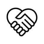 Ancient Love Symbols Hands